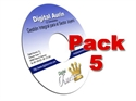 Foto Pack 5 Licencias Digital Aurin Server de
