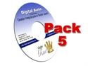 Foto Pack 5 Licencias Digital Aurin Server de